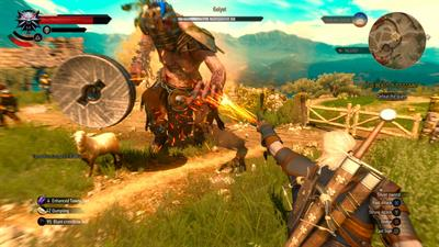 The Witcher 3: Wild Hunt: Blood and Wine - Screenshot - Gameplay