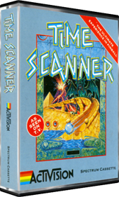 Time Scanner - Box - 3D