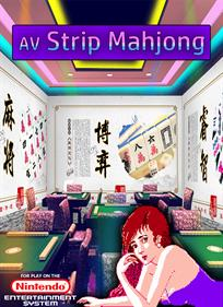 AV Strip Mahjong
