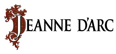 Jeanne d'Arc - Clear Logo