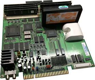 Street Fighter III: 3rd Strike: Fight for the Future - Arcade - Circuit Board