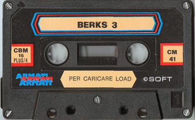 Berks 3 - Cart - Front