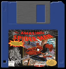 The Amazing Spider-Man - Fanart - Cart - Front