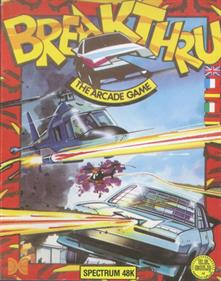 BreakThru: The Arcade Game