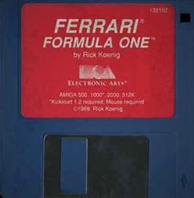 Ferrari Formula One - Disc