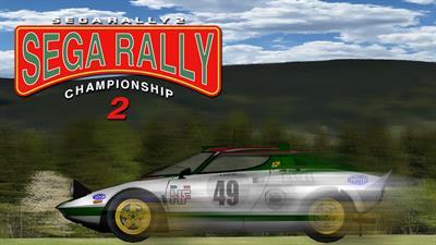 Sega Rally 2 Championship - Fanart - Background