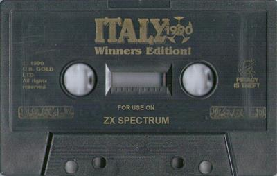 Italy 1990: Winners Edition - Cart - Front