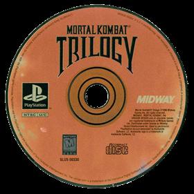 Mortal Kombat Trilogy - Disc
