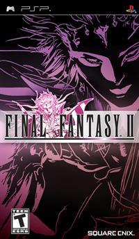 Final Fantasy II - Box - Front