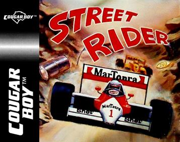 Street Rider - Box - Front