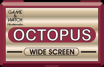 Octopus  - Fanart - Cart - Front