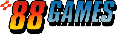 '88 Games - Clear Logo
