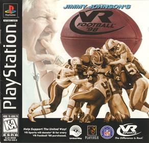 Jimmy Johnson's VR Football '98