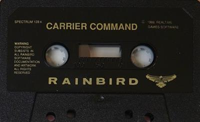 Carrier Command - Cart - Front
