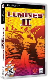 Lumines II - Box - 3D