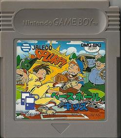 Bases Loaded for Game Boy - Cart - Front