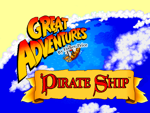 Fisher price great adventures pirate ship downloads