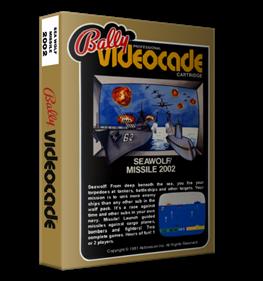 Seawolf + Missile - Box - 3D
