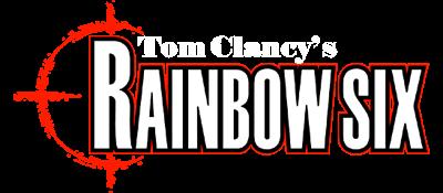 Tom Clancy's Rainbow Six - Clear Logo