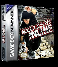 Aggressive Inline - Box - 3D