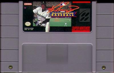 Ken Griffey Jr. Presents Major League Baseball - Cart - Front