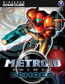Metroid Prime 2: Echoes - Fanart - Box - Front