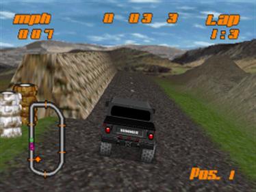 Test Drive: Off-Road - Screenshot - Gameplay