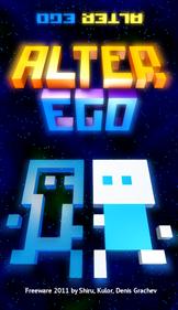 Alter Ego - Fanart - Box - Front