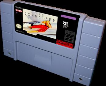 The Rocketeer - Cart - 3D