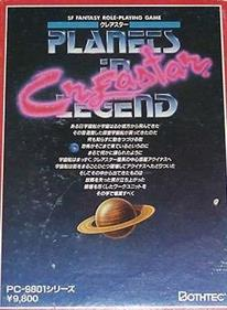 CrEastar: Planets in Legend