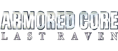 Armored Core: Last Raven - Clear Logo