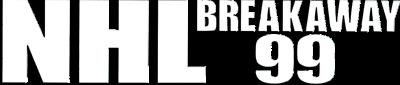 NHL Breakaway 99 - Clear Logo