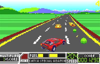RoadBlasters - Screenshot - Gameplay