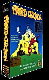 Alfred Chicken - Box - 3D