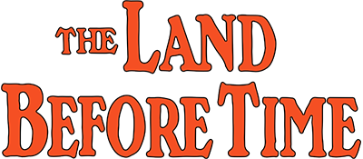 The Land Before Time - Clear Logo
