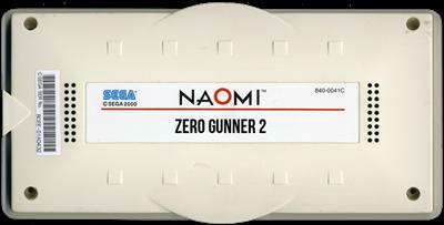 Zero Gunner 2 - Cart - 3D