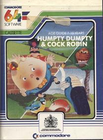 Humpty Dumpty Mystery