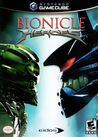 Bionicle Heroes - Box - Front