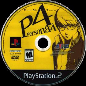 Shin Megami Tensei: Persona 4 - Disc