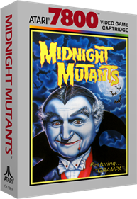 Midnight Mutants - Box - 3D