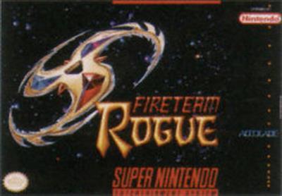 Fireteam Rogue