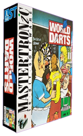 World Darts! - Box - 3D