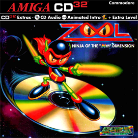 Zool: Ninja of the 'Nth' Dimension