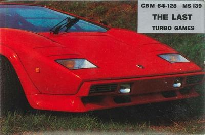 The Last V8 - Box - Front