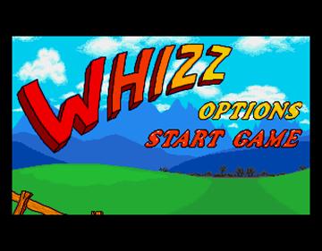 Whizz - Screenshot - Game Select