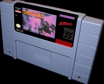 Choplifter III: Rescue-Survive - Cart - 3D