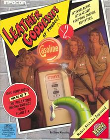 Leather Goddesses of Phobos! 2: Gas Pump Girls Meet the Pulsating Inconvenience from Planet X