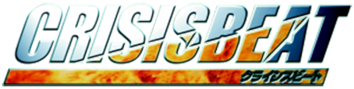 Crisis Beat - Clear Logo