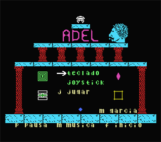 Adel - Screenshot - Game Title