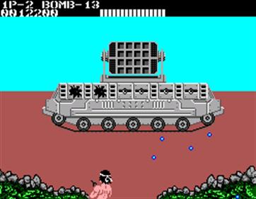 Double Hawk - Screenshot - Gameplay